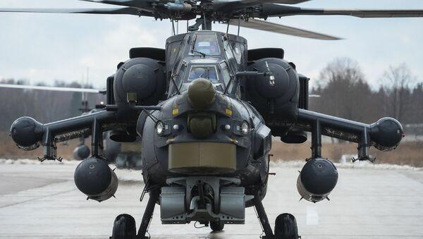 Хеликоптер Ми-28НЕ Ноћни ловац - Sputnik Србија
