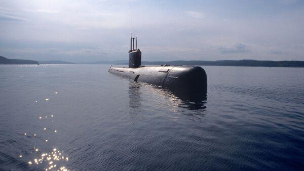 Nova nevidljiva ruska podmornica - Sputnik Srbija