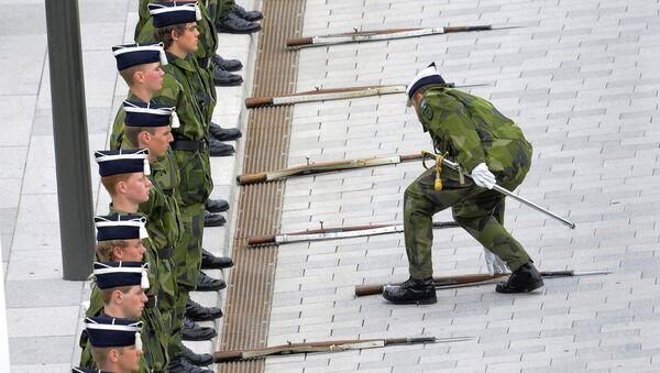 Шведски војници - Sputnik Србија