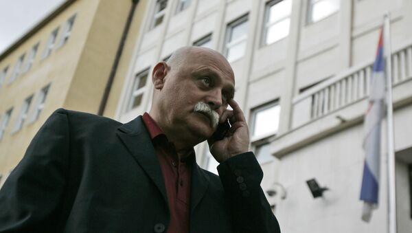Лука Караџић - Sputnik Србија