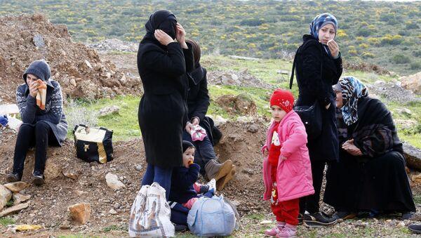 Сиријске избеглице у Турској - Sputnik Србија