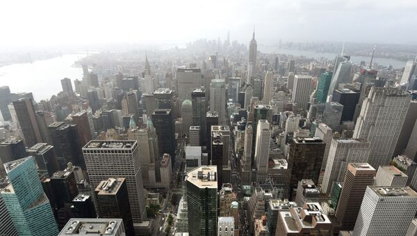 Њујорк, панорама - Sputnik Србија