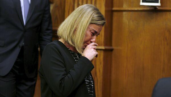 Висока представница ЕУ за спољну политику и безбедност Федерика Могерини се расплакала после терористичког напада у Бриселу - Sputnik Србија