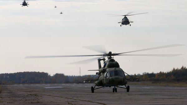 Vojne vežbe Vazdušno-desantnih snaga Rusije - Sputnik Srbija