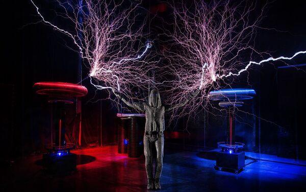 Naučno-zabavni centar Tesla Hol - Sputnik Srbija