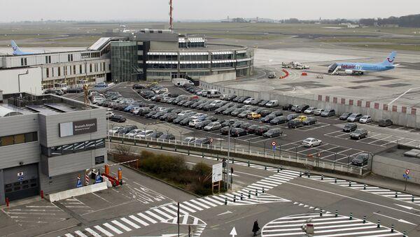 Аеродром у Бриселу - Sputnik Србија
