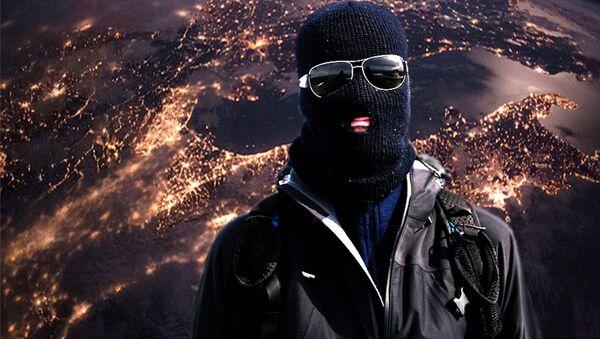 Terorista - ilustracija - Sputnik Srbija
