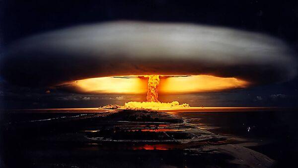 Nuklearna eksplozija - Sputnik Srbija