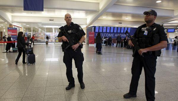 Аеродром у Атланти евакуисан због сумњивог пртљага - Sputnik Србија