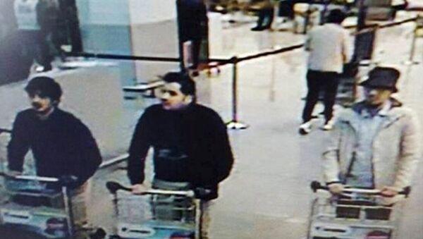 Тројица осумњичених за терористички напад у Бриселу - Sputnik Србија