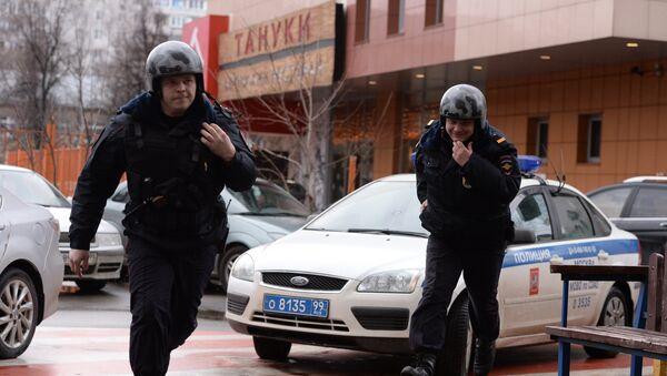 Operativci Ministarstva unutrašnjih poslova Rusije - Sputnik Srbija