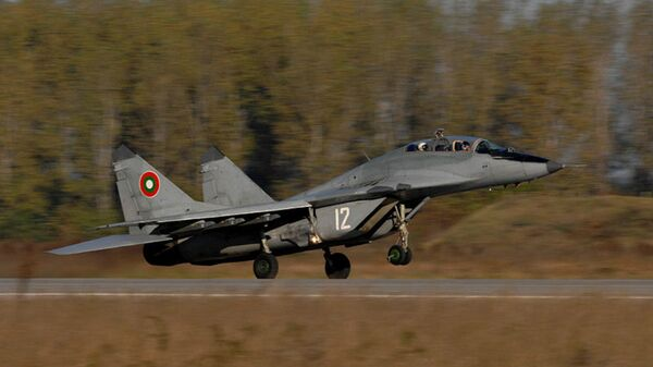 MiG- 29 Bugarske avijacije - Sputnik Srbija