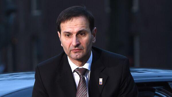 Miro Kovač ministar spoljnih poslova Hrvatske - Sputnik Srbija