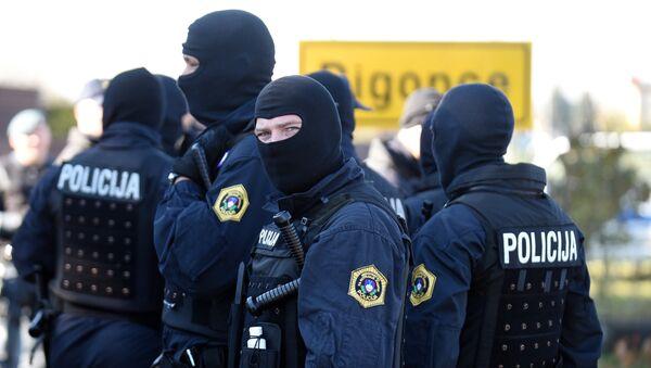 Словеначка специјална полиција - Sputnik Србија