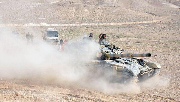 Sirijske vladine snage u ofanzivi na Palmiru - Sputnik Srbija