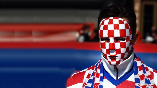 Навијач Хрватске - Sputnik Србија