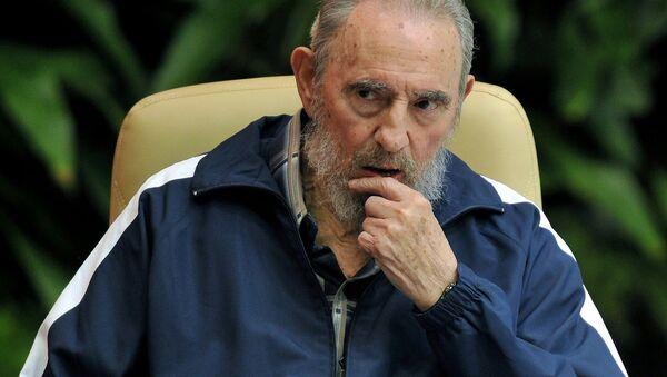 Fidel Kastro - Sputnik Srbija