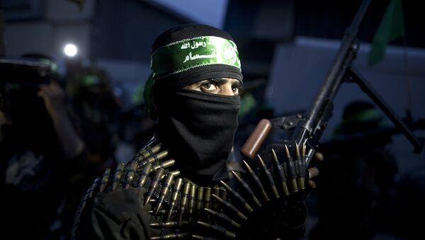 Припадник Хамаса - Sputnik Србија