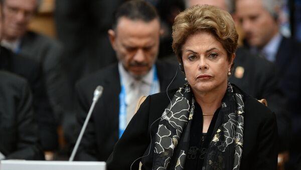 Dilma Rusef predsenica Brazila - Sputnik Srbija