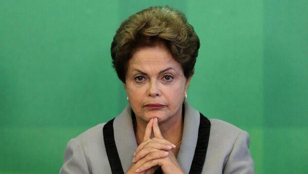 Brazil's President Dilma Rousseff - Sputnik Srbija