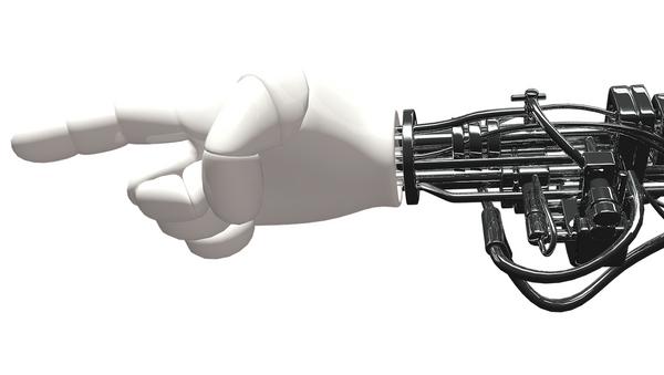 Рука робота - Sputnik Србија