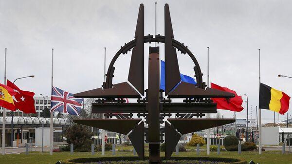 NATO logo - Sputnik Srbija