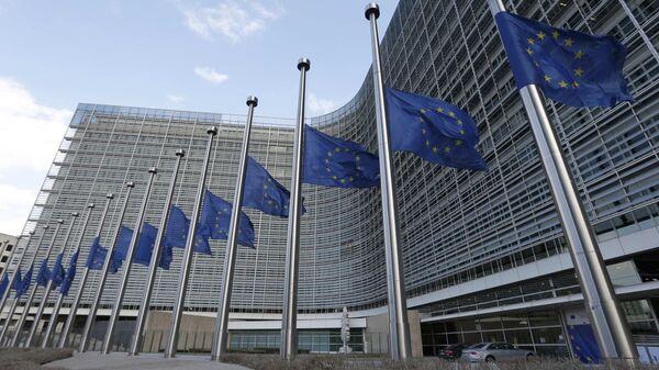 Sedište   EU u  Briselu - Sputnik Srbija