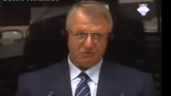 Vojislav Šešelj u Haškom tribunalu - Sputnik Srbija