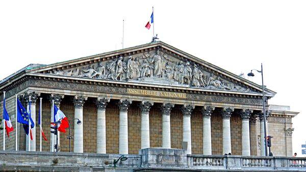 Nacionalna skupština Francuske u Parizu - Sputnik Srbija