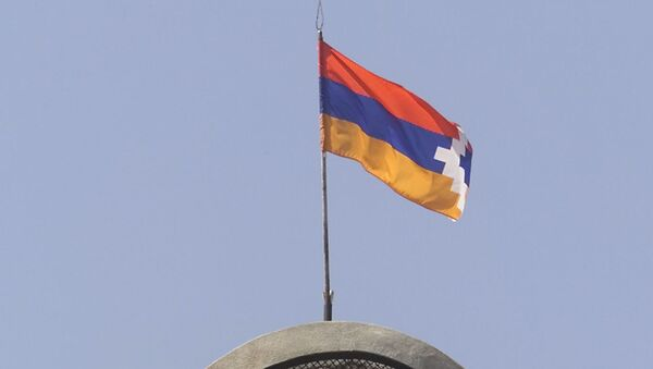 Застава Нагорно Карабах - Sputnik Србија