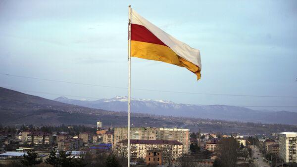 Застава Јужне Осетије - Sputnik Србија