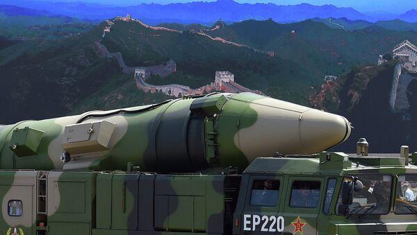 "Кинеска интерконтинентална ракета ""дунгфен 41"" - Sputnik Србија"