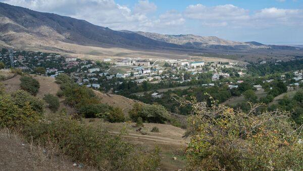 Pejzaž grada Gadrut u Nagorno-Karabahu. - Sputnik Srbija