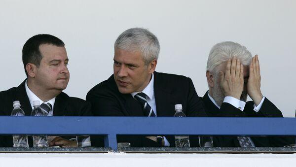 Ivica Dačić, Boris Tadić i Mirko Cvetković - Sputnik Srbija