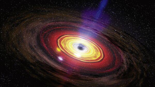 Crna rupa - Sputnik Srbija