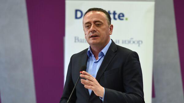Ministar rudarstva i energetike Aleksandar Antić - Sputnik Srbija