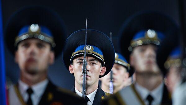 Војна почасна гарда Предсеничког пука - Sputnik Србија