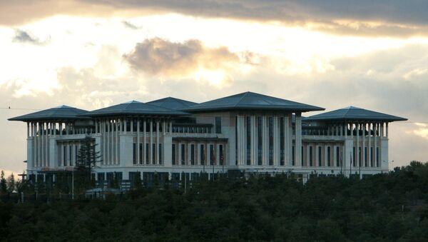 Ak Saraj, nova predsednička palata u Ankari - Sputnik Srbija