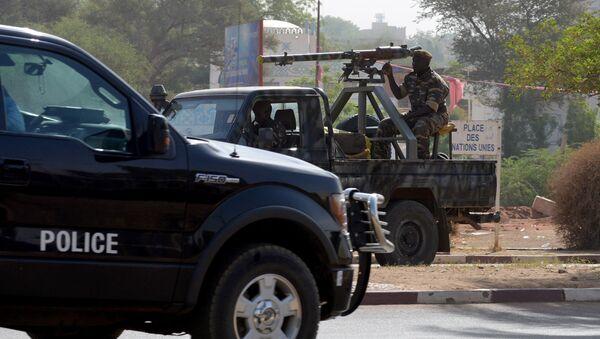 Нигеријска војска и полиција  - Sputnik Србија