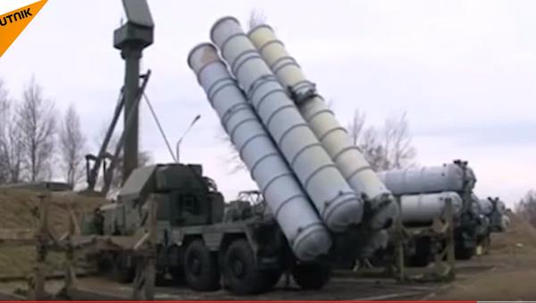 Противваздушни систем С-400 - Sputnik Србија