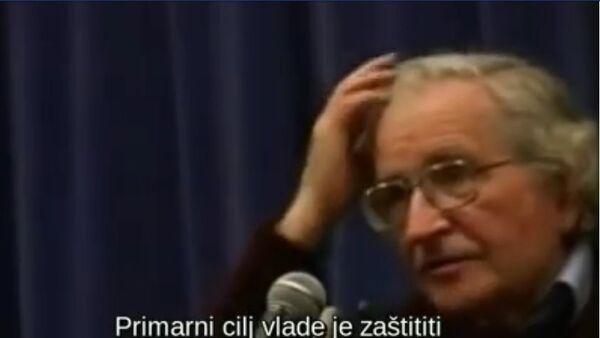 Чомски - Sputnik Србија