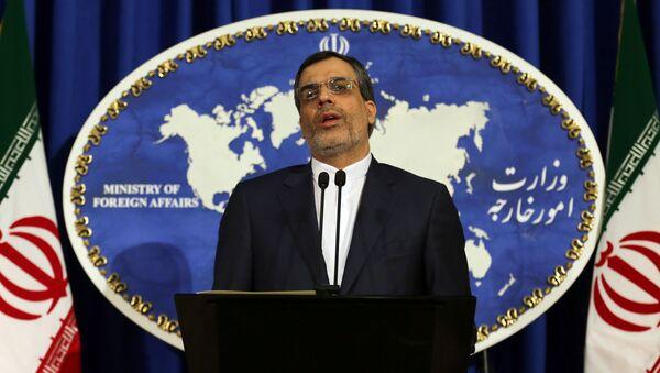 Званични представник Министарства спољних послова Ирана Хусеин Џабер Ансари - Sputnik Србија
