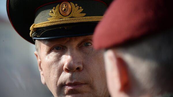 Glavni komandant Ruske garde Viktor Zolotov - Sputnik Srbija
