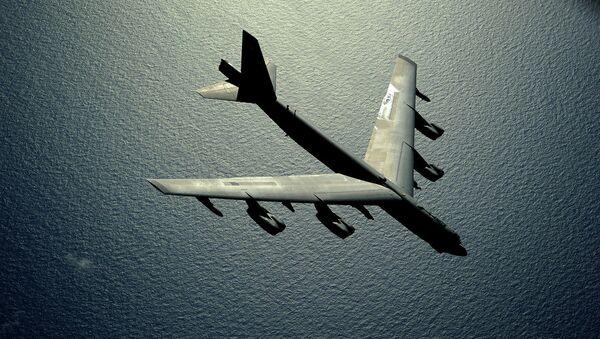 Američki bombarder B-52 - Sputnik Srbija
