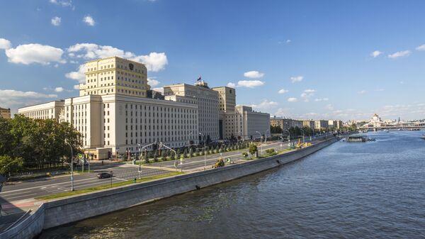 Зграда Министарства одбране Русије у Москви - Sputnik Србија