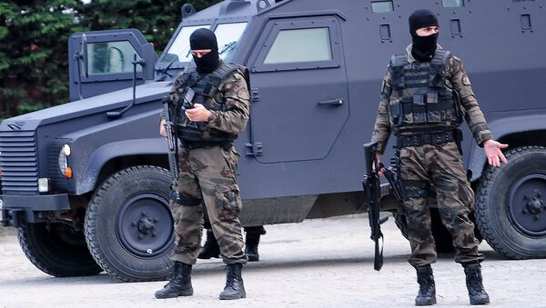 Турски специјалци - Sputnik Србија