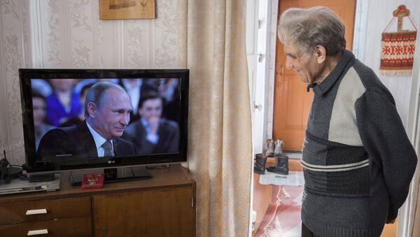 Директна линија са Путином - Sputnik Србија