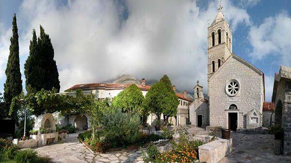 Manastir Reževići kod Petrovca na moru - Sputnik Srbija