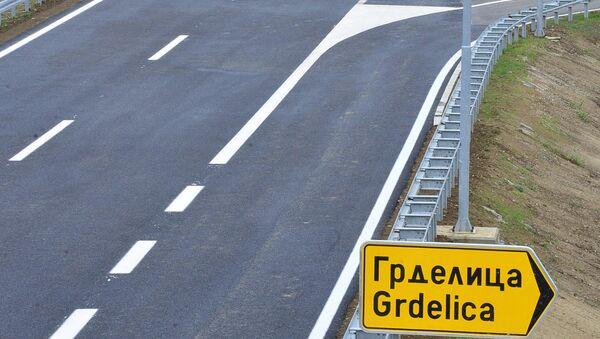 Ауто-пут код Грдалице - Sputnik Србија