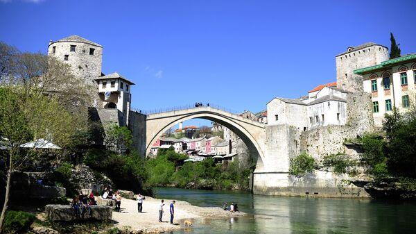 Stari most u Mostaru - Sputnik Srbija